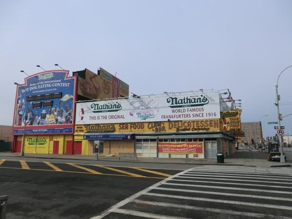 Nathan's Coney Island