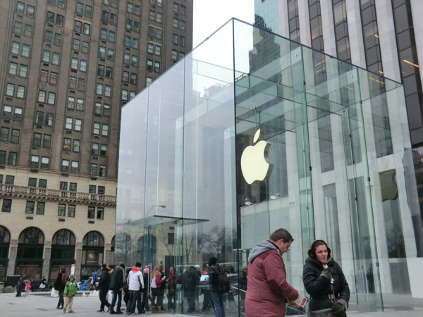 Apple Fifth Ave