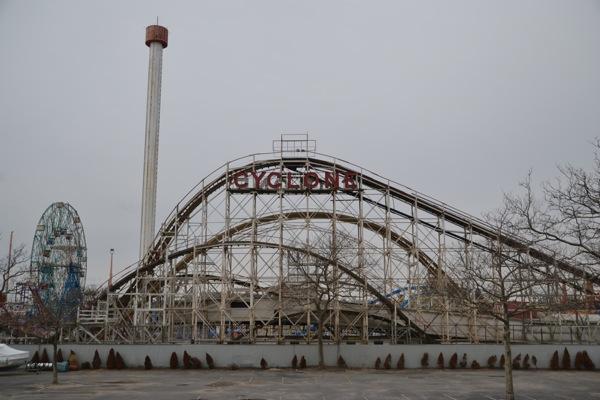 Classic Coney Island profile