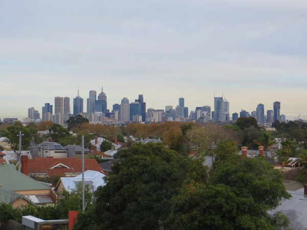 This is Melbourne