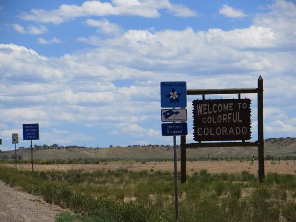 Colorado State Line