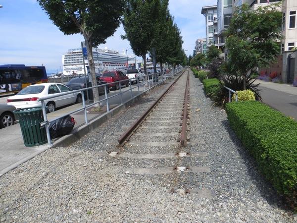 Defunct Trolley Line
