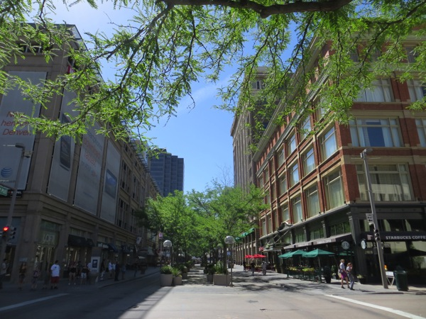 Downtown Denver