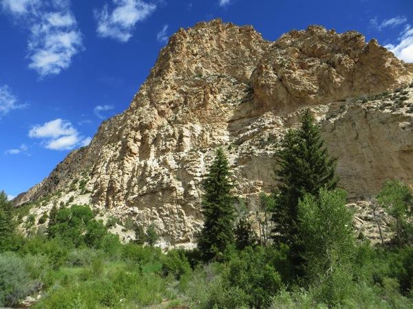 Sheep Creek Canyon