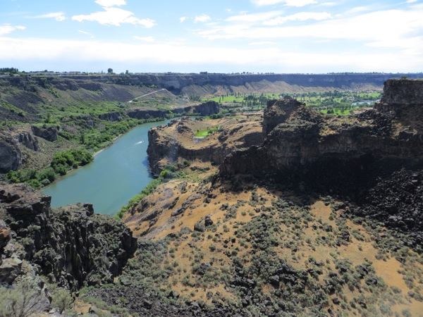 Snake River at Twin Falls 1