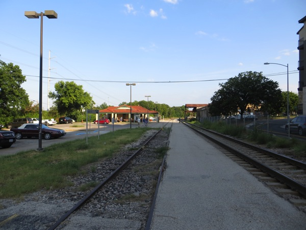 Austin Amtrak Station