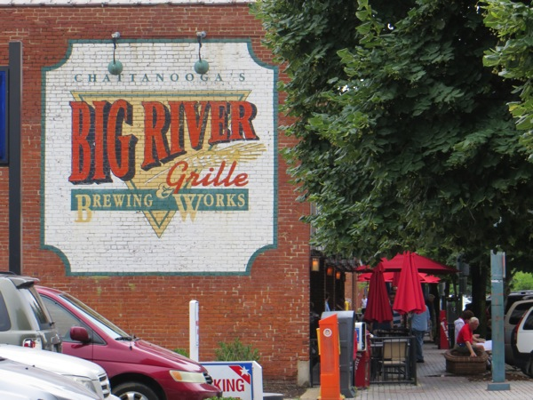 Big River Grille & Brewing Works