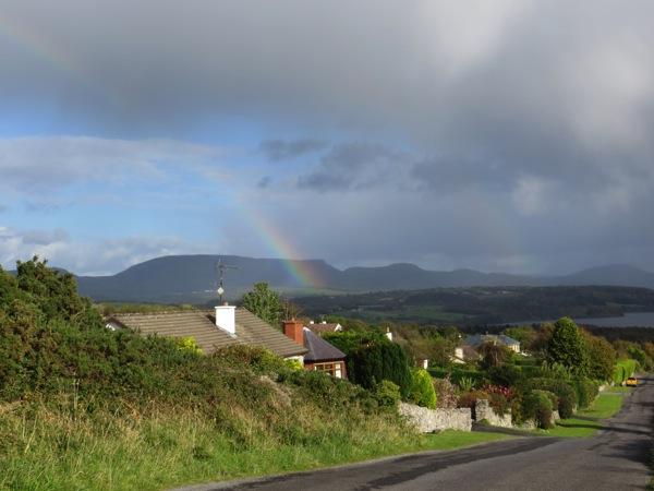 Lough Gill rainbow