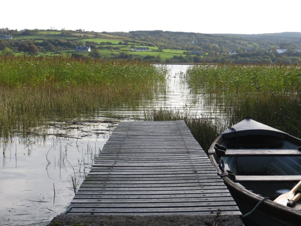Lough Arrow Jetty