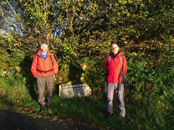 Setting Off - Sligo Way Part II