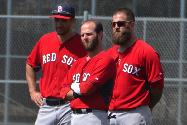Red Sox Trio