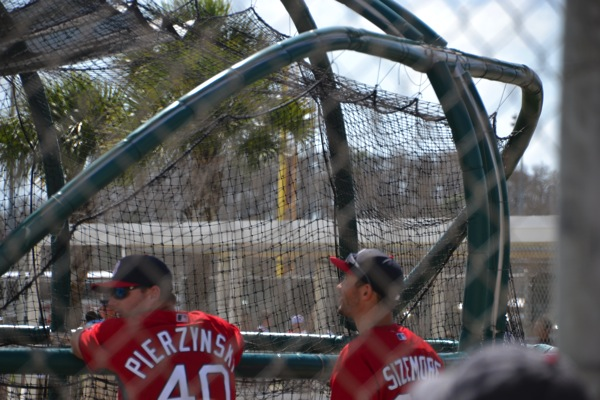 Sizemore and Pierzynsk