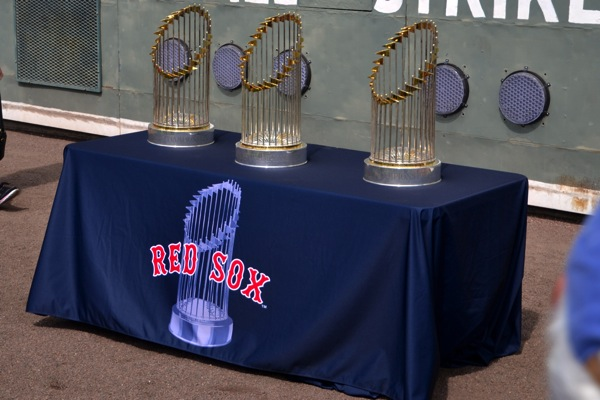 World Series Trophies