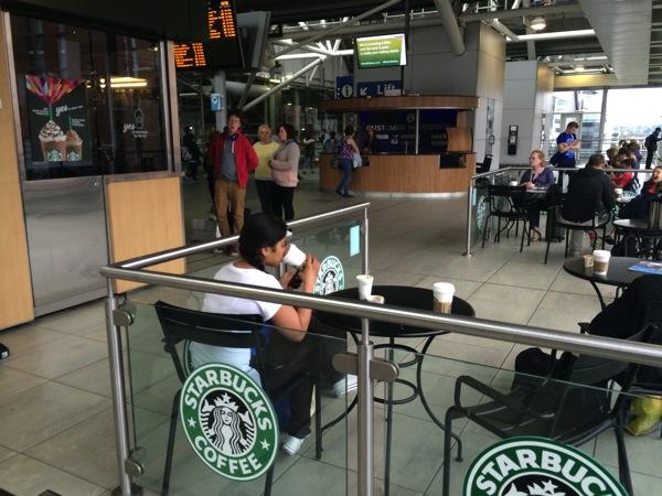 Leeds Station SBs