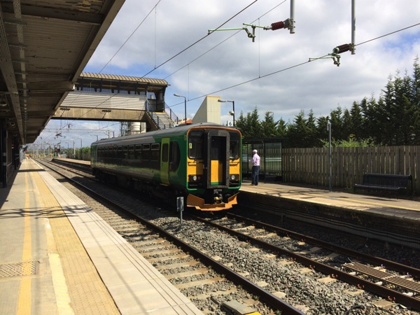 153 at Bletchley