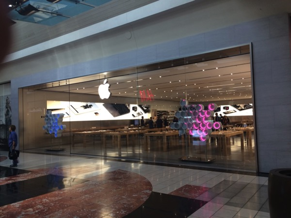 Washington Square Mall Apple Store