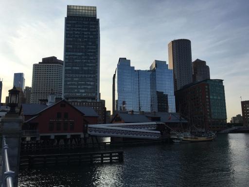 Boston Sky Line