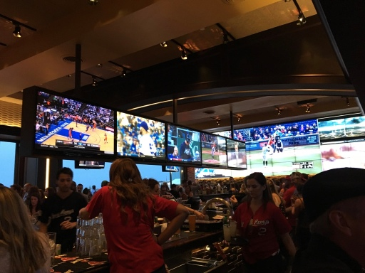 Jerry Remys Sport's Bar