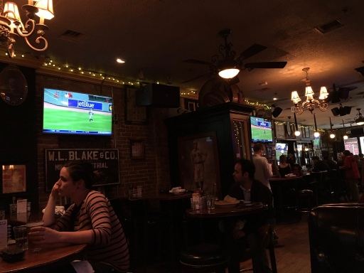 McGreevy's bar