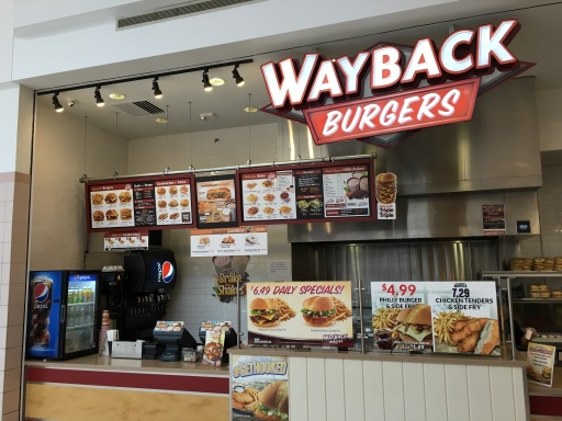 Way Back Burger