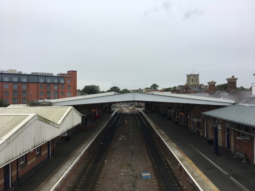 Grimsby station