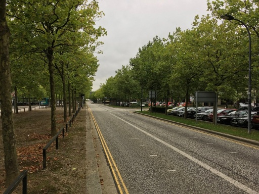 Milton Keynes road