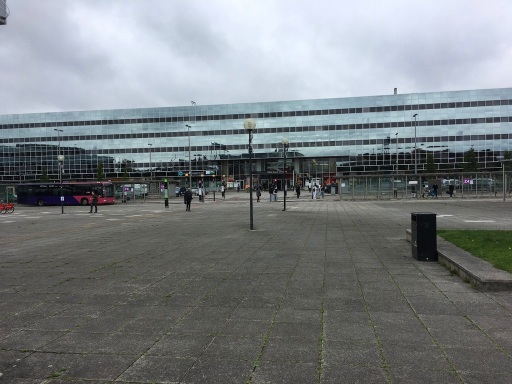 Milton Keynes Station Square