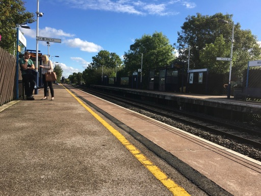 Willington station