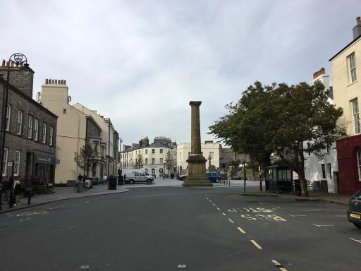 Castletown Market Square