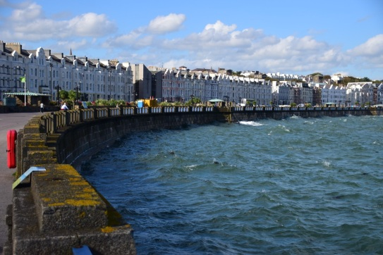 Douglas seafront