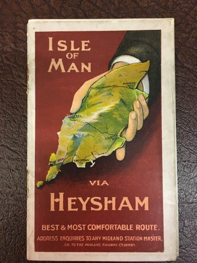 Isle of Man poster