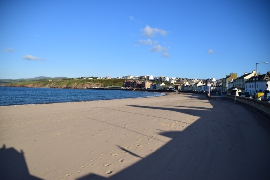 Peel beach