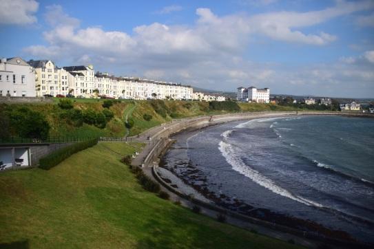 Port St Mary Promenade