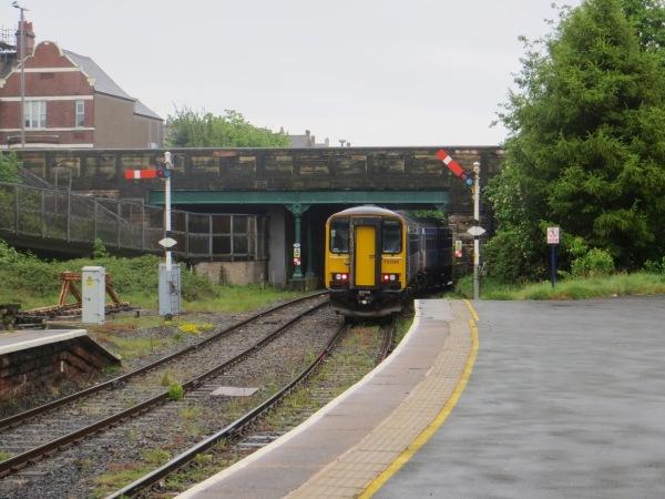 Barrow Departure