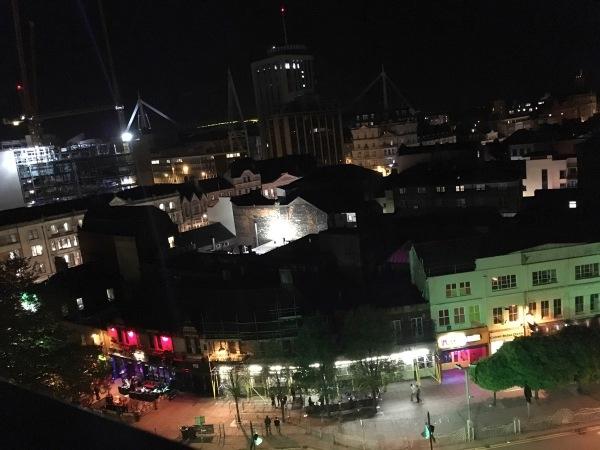 Cardiff Night
