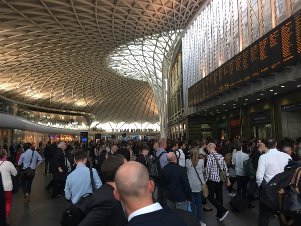 Kings Cross Mayhem