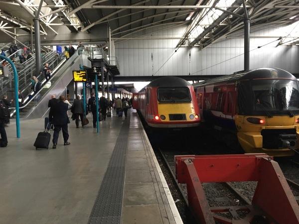 Leeds Departure