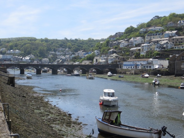 A view of Looe