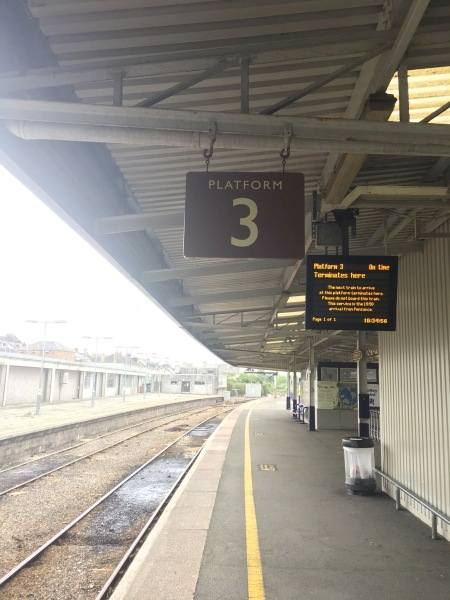 Plymouth Platform 3