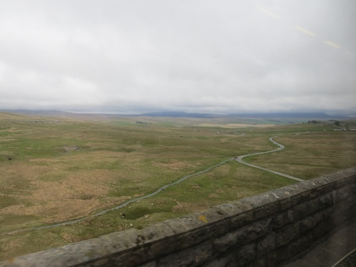 The View From Ribblehead Viaduct