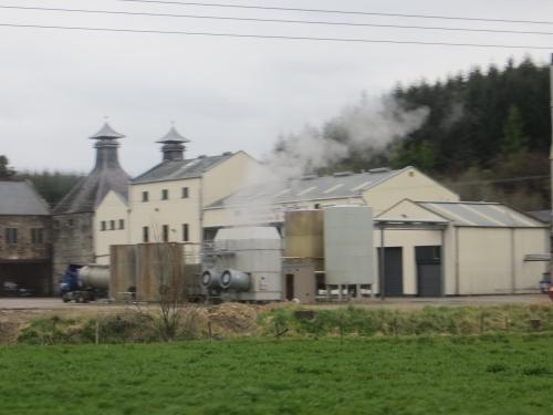 A distillery